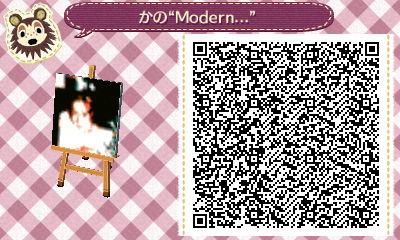 """彼女の""""Modern…"""""""